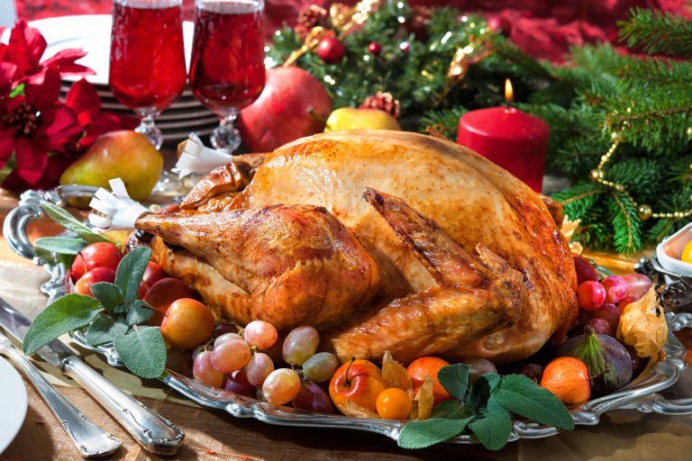 Roast turkey Brisbane