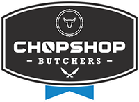 Chopshop Butchers Brisbane Mobile Logo